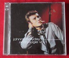 Johnny Hallyday, anthologie vol 1 , 2CD