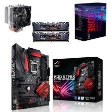 Bundle Intel Core i7 8700K 6x@4,70GHz+ASUS ROG STRIX Z370-H Gaming-16GB PC3000