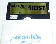 Commodore 64/128: The HEIST for C64 disk - TESTED by Micro Fun - FREE Shipping