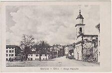 GORIZIA GORZ - BORGO PIAZZUTTA - ROVINE DELLA GUERRA