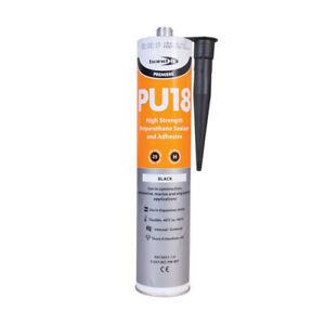 PU18 Polyurethane Sealant Adhesive high strength PU Marine, Boat, window, auto