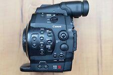 Canon EOS C300 Camera EF Mount - (Accessories missing)