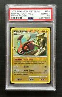 Pokemon PSA 10 Mow Rotom Holo Platinum Rising Rivals #RT4 Gem Mint