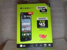 NEW Straight Talk LG Rebel 2 LTE 4G Android 6.0 WiFi Bluetooth GPS 5MP Camera
