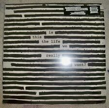 "ROGER WATERS ""IS THIS LIFE WE REALLY WANT ?"" 2LP FIRST EUROPEAN EDITION 2017"