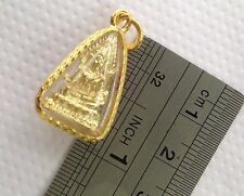 New Authentic Thai Buddhist Amulet Unisex Gift Pendant Lucky Love & Protection17