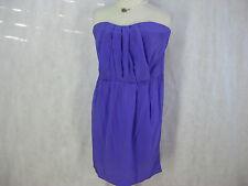 Size 10 (size 1) ZIMMERMANN lilac coloured silk designer party cocktail dress