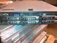 Dell PowerEdge R710 Server Two Xeon X5650 Six Core 2.66GHz 144GB RAM SIX 3TB SAS