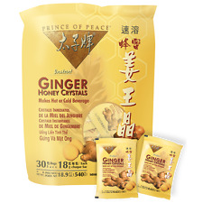 Prince of Peace Ginger Honey Crystals - 薑茶 (30 bags)