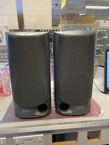 Vintage Kenwood LS-H6 3-Way Speakers 80W