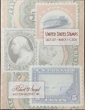 Robert A. Siegel Auction Catalog - Sale 1217 March 3-5, 2020 - U.S. Stamps