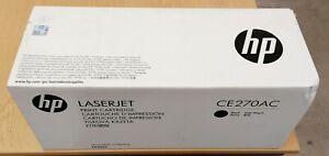HP Print Cartridge CE270AC (Black) for Enterprise CP5525