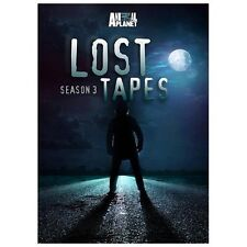 Lost Tapes: Season 3 (DVD, 2013)  Unbelievable, Unexplainable Creatures  LAST 1