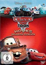 DVD HOOKS UNGLAUBLICHE GESCHICHTEN - CARS TOON - DISNEY - PIXAR *** NEU ***