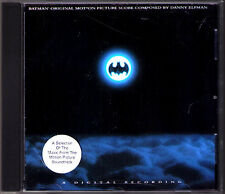Batman Danny Elfman OST CD ORIGINALE SCORE Scandalous Prince Beautiful Dreamers