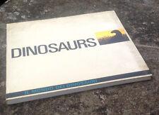 Dinosaurs: Il mondo dei dinosauri, 1991, Kaleidos.