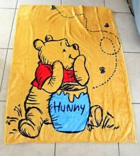 Disney Winnie The Pooh & Friends Soft Throw Blanket 50 x 40 Inches -NEW