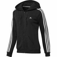 adidas ESS 3S HD  Trainingsjacke Hooded Jacke Sportjacke Tracktop mit Kapuze