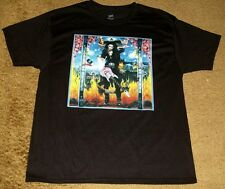 Steve Vai Passion And Warfare 25Th Anniversary Concert T-Shirt Brand New Large