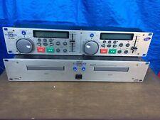 Stanton S-550 Professional Dual Dj Cd Player & Controller
