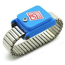 Anti Static Adjustable Wrist Strap Ground Metal Bracelet Metal Anti Static Ring
