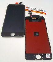 Display LCD für iPhone 6 mit RETINA Glas Komplett Front Schwarz + Werkzeug NEU!