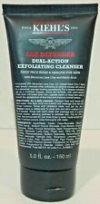Kiehl's Age Defender Dual-Action Exfoliating Cleanser for Men 5 oz / 150 ml New
