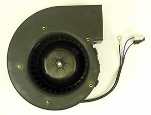 Military Truck 24V DC Blower Motor w/ Fan & Cage for HMMWV NSN 6105-01-460-4950