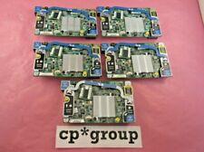 LOT OF 5 HP BL460c Smart Array P220I PCIe SAS Controller 670026-001 690164-B21
