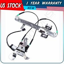 New Power Window Regulator fits Cadillac Escalade GMC Rear Right with Motor