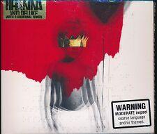 Rihanna Anti (deluxe edition) CD NEW