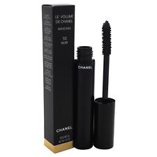 Chanel Le volume de chanel Mascara #10 NOIR 6 g / 0.21 oz Full Size *NEW IN BOX*
