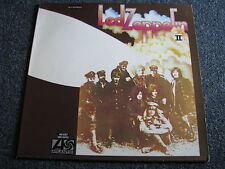 Led Zeppelin-Led Zeppelin II LP-1969 Germany-Kinney Music GmbH-Rock-Album-40 037