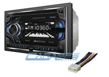 NEW SOUNDSTREAM STEREO RADIO WITH BLUETOOTH & USB/AUXILIARY INPUTS W/ HARNESS