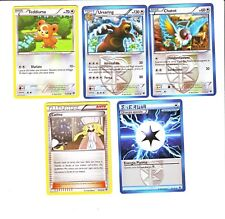 "CARTE POKEMON - ""NERO E BIANCO ESPLOSIONE PLASMA"" - LOTTO 5"