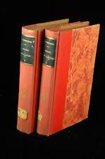 First Edition Recueil Des Factums D' Antoine De Furetiere (2 Volumes) - Charles