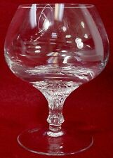 """ROSENTHAL crystal SPLIT 9600 pattern BRANDY GLASS SNIFTER 4-3/4"""""""