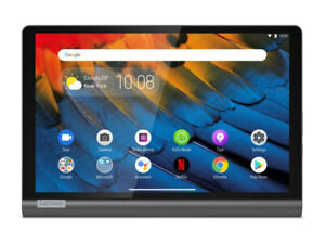 Lenovo Yoga Smart Tab 4GB+64GB, Wi-Fi, 10.1in - Iron Gray with Google Assistant