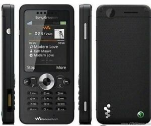 CHEAP SONY ERICSSON W302 MOBILE PHONE - UNLOCKED WITH NEW CHARGAR AND WARRANTY