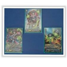Cardfight!! Vanguard G-CHB03 SP Pack Granblue cards