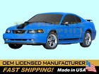 compatible with, 2003 2004 Mustang Mach 1 Hood &/or Lower Fade Stripes Decals