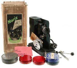 Original Noris 16 mm Ozaphan-Film-Projektor Nr.1