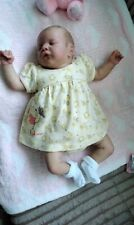 More details for reborn baby sam by gilly clarke precious baban.final reduction
