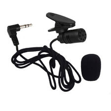 Clip-on Lapel Mini Lavalier Mic Microphone For iPhone SmartPhone Recording PC K
