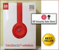 NEW SEALED Beats Solo3 Wireless (PRODUCT) RED Headphone MP162LL/A 100%25 SELLER