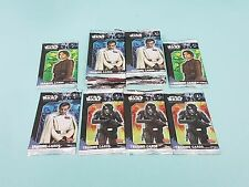 Topps Star Wars Rogue One  25 Booster / 125 Trading Cards