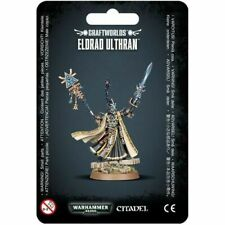 Craftworlds Eldar Eldrad Ulthran Games Workshop Warhammer 40K