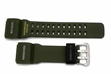 CASIO WATCH BAND:  10517710  BAND FOR GG1000 Green Band