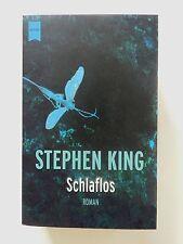 Stephen King Schlaflos Roman Horror Heyne Verlag