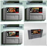 New Donkey Kong Country Competition Classic Cartridge Nintendo SNES Game US NTSC